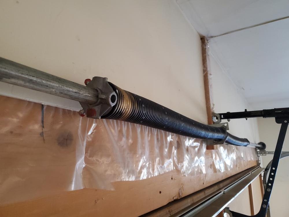 Garage Door Making Banging Noises